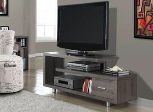 Monarch Specialties TV Stand - Dark Taupe for Sale in New York, NY