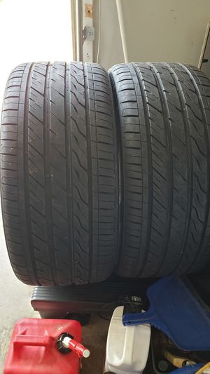 295/35/24 inch tires for Sale in Dothan, AL