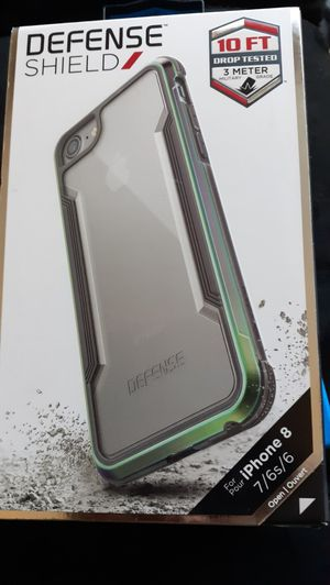 LIKE NEW IPHOME 8/7/6/6S MILITARY CASE for Sale in Anaheim, CA