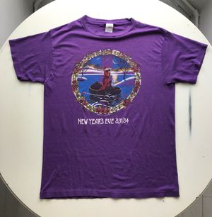 Vintage 1983/1984 Grateful Dead Shirt - New Year's Eve San Francisco for Sale in Los Angeles, CA