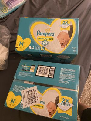 Pampers for Sale in North Las Vegas, NV