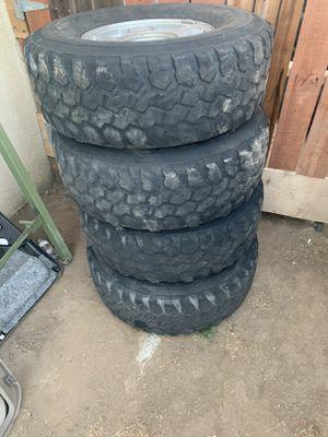 Silverado tires for Sale in Fresno, CA