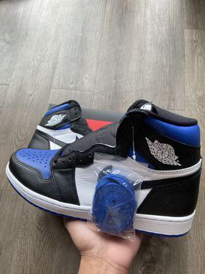 Jordan 1 Retro High - Royal Toe for Sale in Nashville, TN