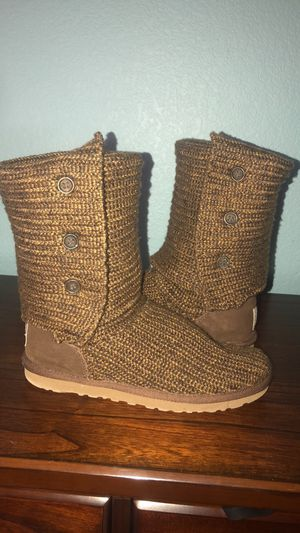 Ugg boots size 8 for Sale in Austin, TX