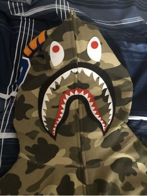 Bape hoodie XL 100% Authentic for Sale in Fort Worth, TX