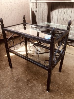 Wrought iron coffee tables for Sale in Saint Charles, MO