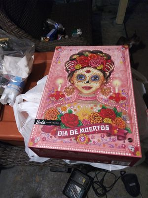Barbie signature dia de los muertos doll for Sale in CORP CHRISTI, TX
