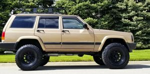 Nothing Wrong 2000 Jeep Cherokee AWDWheels for Sale in Moreno Valley, CA