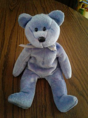 """1999 TY Beanie Babies """" Clubby """" for Sale in Tollhouse, CA"""