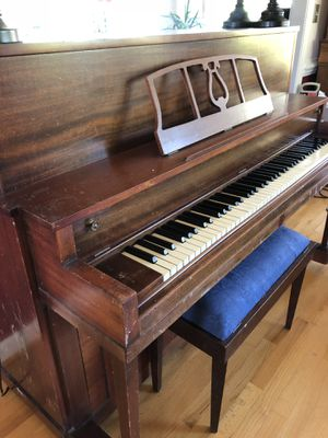 Harding Piano for Sale in Apex, NC