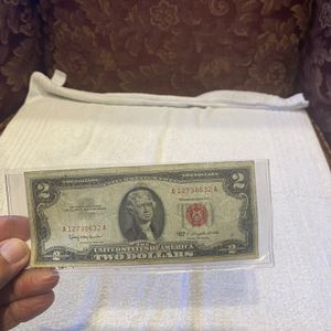 $2 Red Seal Note 1963 Series for Sale in Miami, FL