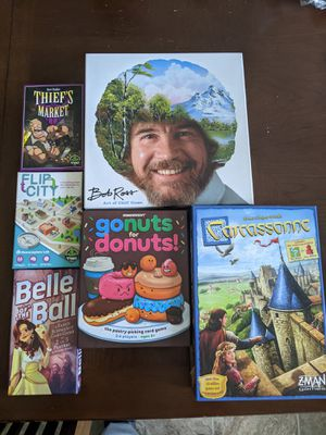 Board games. Six games for sale. for Sale in Vancouver, WA
