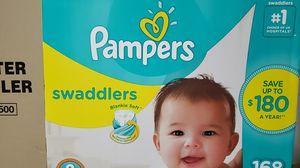 Pampers swaddlers size 2 for Sale in Deptford Township, NJ
