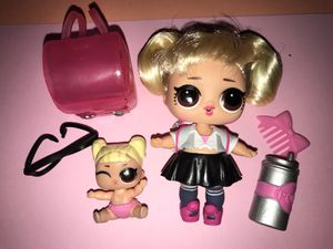 "Lol Dolls ""Oops Baby and lil oops"" for Sale in Portland, OR"