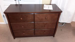 Brand New 6 Drawer Dresser/ Never use for Sale in Charlotte, NC