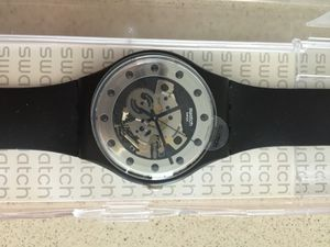 Swatch watch skeleton for Sale in Miami, FL