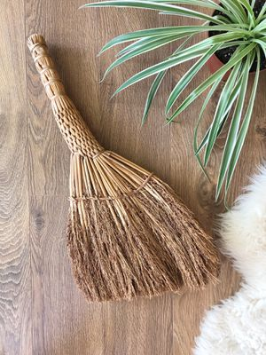 Straw Broom for sale | Only 3 left at -70%