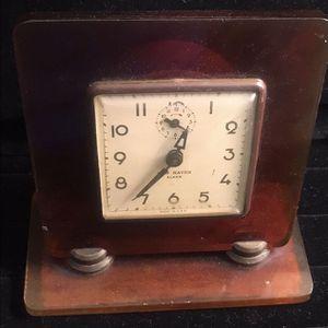 Antique New Haven Desk Clock for Sale in Chino, CA