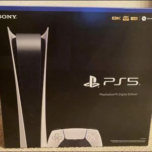 PlayStation 5 Digital Version! for Sale in Carol Stream, IL