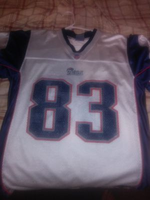 Patriots jersey NOT STITChEd for Sale in Denver, CO