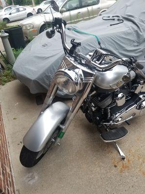 2003 Harley Davidson Fat boy for Sale in Philadelphia, PA