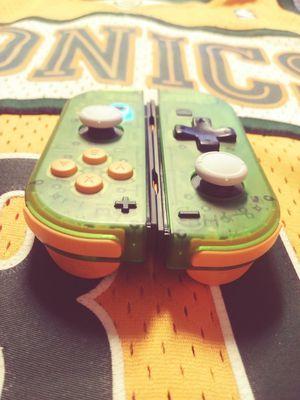 "Nintendo Switch Joy Cons, Custom🏀 ""Super Sonics Nostalgic Edition""! for Sale in Kent, WA"