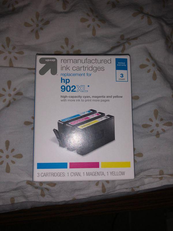 Hp 902 XL ( ink cartridges)