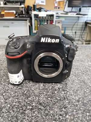 Nikon D810 Digital SLR Camera for Sale in Sioux Falls, SD