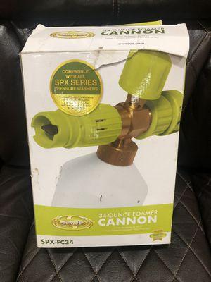 Sun Joe Foam Cannon for Sale in Vallejo, CA