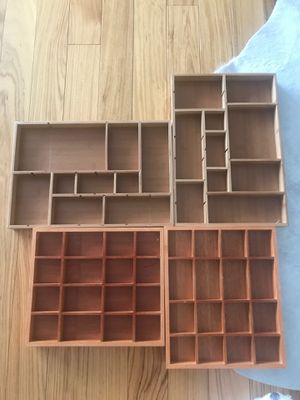 Handmade Storage wooden box for your gems for Sale in Herndon, VA