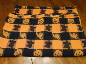 Halloween Tablecloth for Sale in Chico, CA