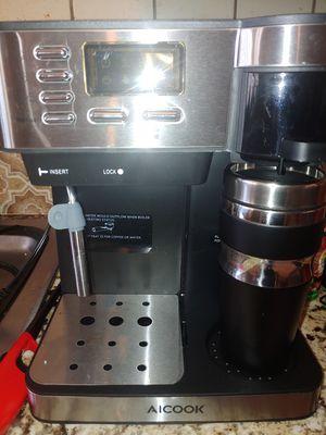 AICOOK Espresso Coffee Maker for Sale in Buena Park, CA