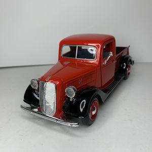 NEW Large 1937 Ford Pickup Truck Car Toy Diecast Metal Model Scale 1/24 1:24 124 Vintage 1930s American Classic for Sale in Trenton, NJ