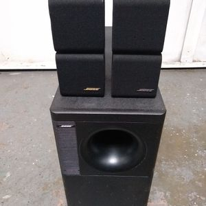 Bose Speakers System for Sale in Chula Vista, CA