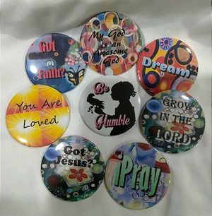 Inspirational Gifts and Faith Buttons for Sale in Orlando, FL