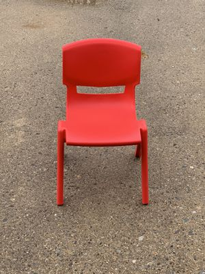 Chair kids — 5 dollar each for Sale in Freehold, NJ