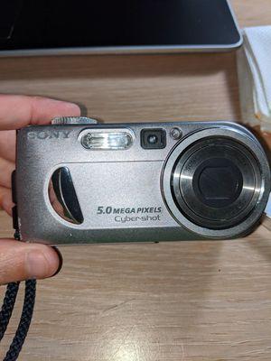 Sony 5.0 megapixel cyber shot camera for Sale in Pasadena, TX