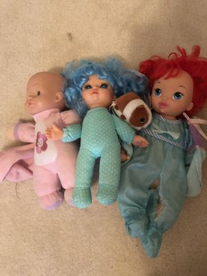 Free babydolls for Sale in Streamwood, IL