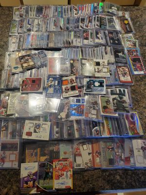 LOT OF 350 AUTO'S, JERSEYS, GAME USED FOOTBALL, BASEBALL, BASKETBALL for Sale in Bremerton, WA
