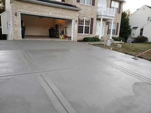 All concrete Work driveway sidewall patios for cocrete for Sale in Aspen Hill, MD