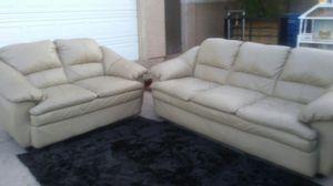 Set of sofa & loveseat for Sale in Tempe, AZ