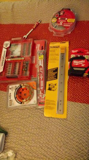Tool special dewalt milwakee for Sale in Buellton, CA