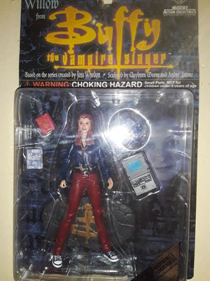 Willow Buffy The Vampire Slayer action figure for Sale in Pasadena, TX