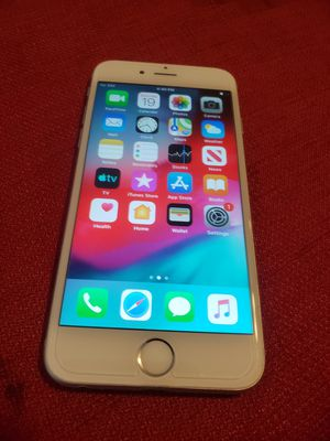 Silver Factory Unlocked iphone 6 16gb for Sale in Miami, FL