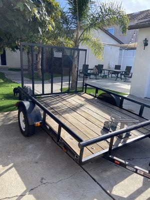 Carry-on trailers 2016 6.5WX8L for Sale in Imperial Beach, CA