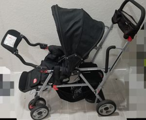 Joovy caboose sit and stand stroller for Sale in Miami, FL