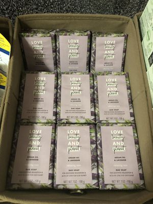 Love Beauty and Planet Bar Soap Lot of 15 for Sale in Kailua-Kona, HI