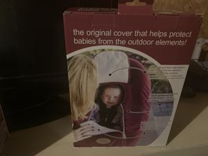 Baby car seat cover for Sale in East Hartford, CT