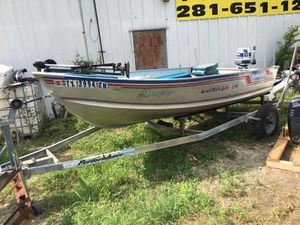 83' Alumacraft 14Ft. Aluminum Fishing Boat for Sale in Spring, TX
