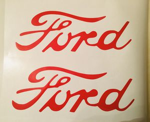 Ford Tractor Decals for Sale in Virginia Beach, VA